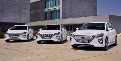 2020 Hyundai Ioniq Euro Spec