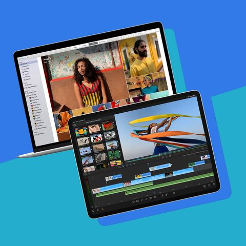 new iPad Pro and Macbook Pro