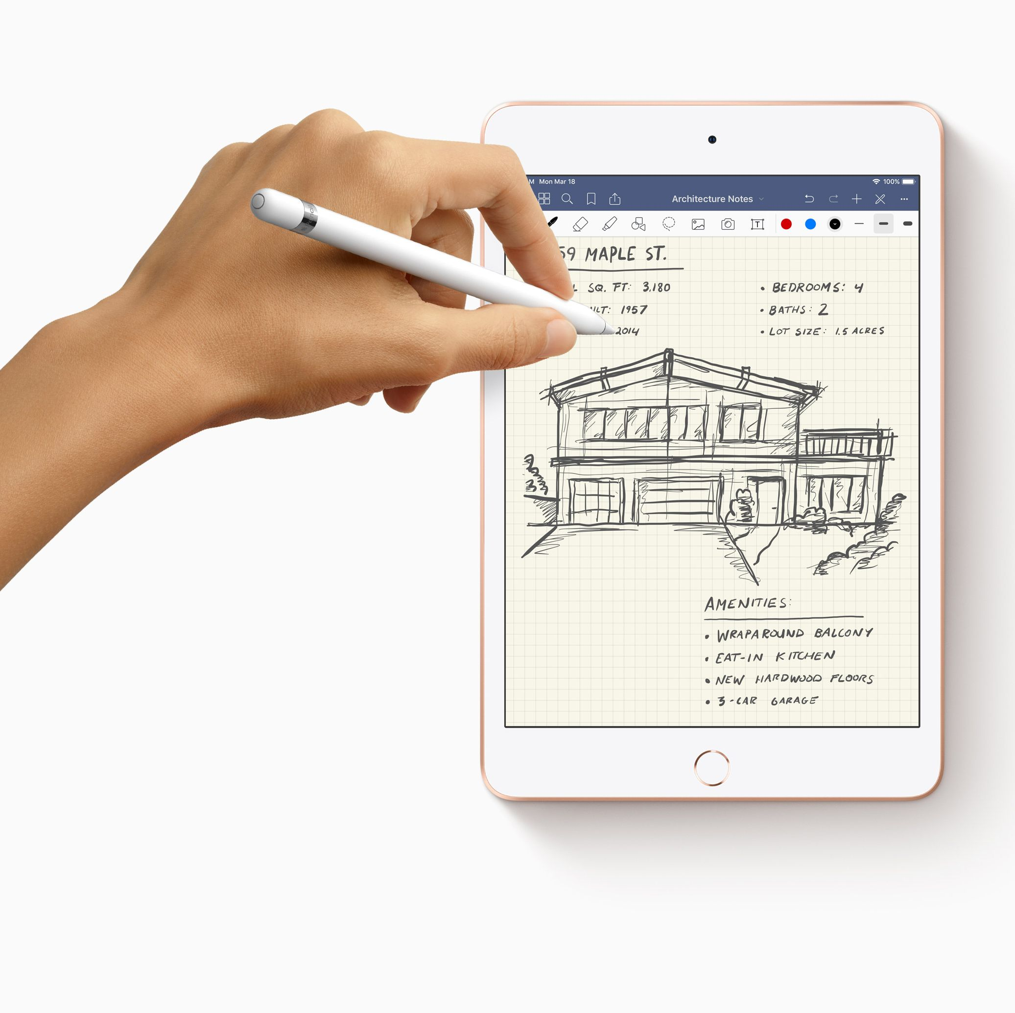 Here's how you can get the new Apple iPad Air for £35 a month