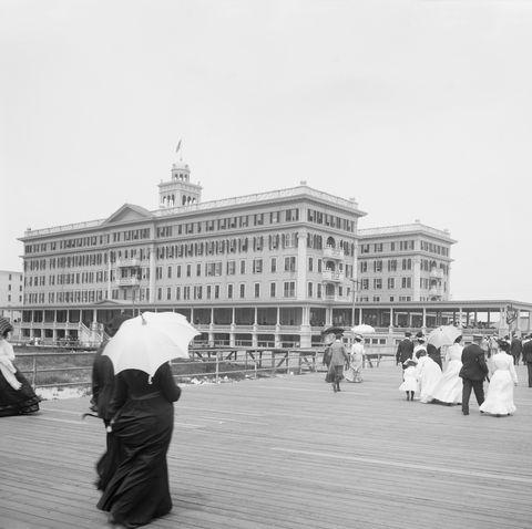 new jersey boardwalk photos 1899