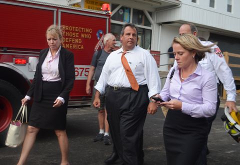 emails from gov christie aide bridget anne kelly tied to ft lee bridge traffic scandal