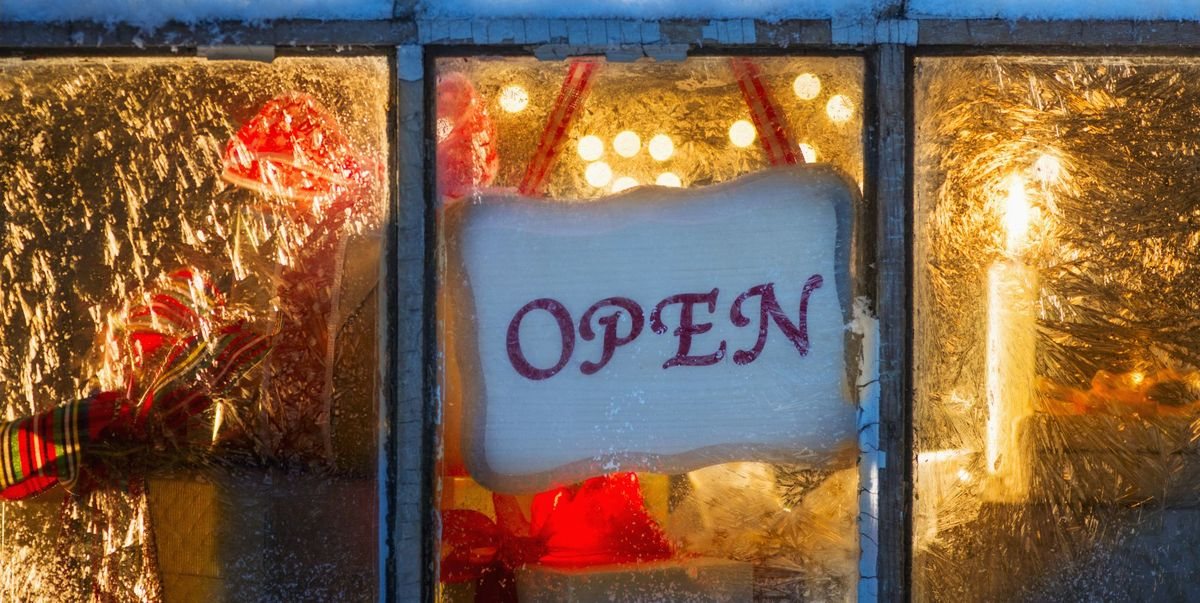 Fast Food Open on Christmas Day 2019