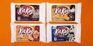 new Kit Kat flavors