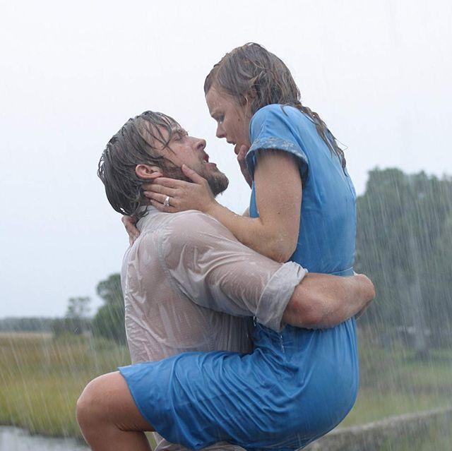 People in nature, Photograph, Atmospheric phenomenon, Romance, Love, Hug, Interaction, Water, Happy, Fun,