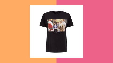 fe902a4de4a23b New Look Friends T-shirts - Friends Christmas T-shirts available at ...