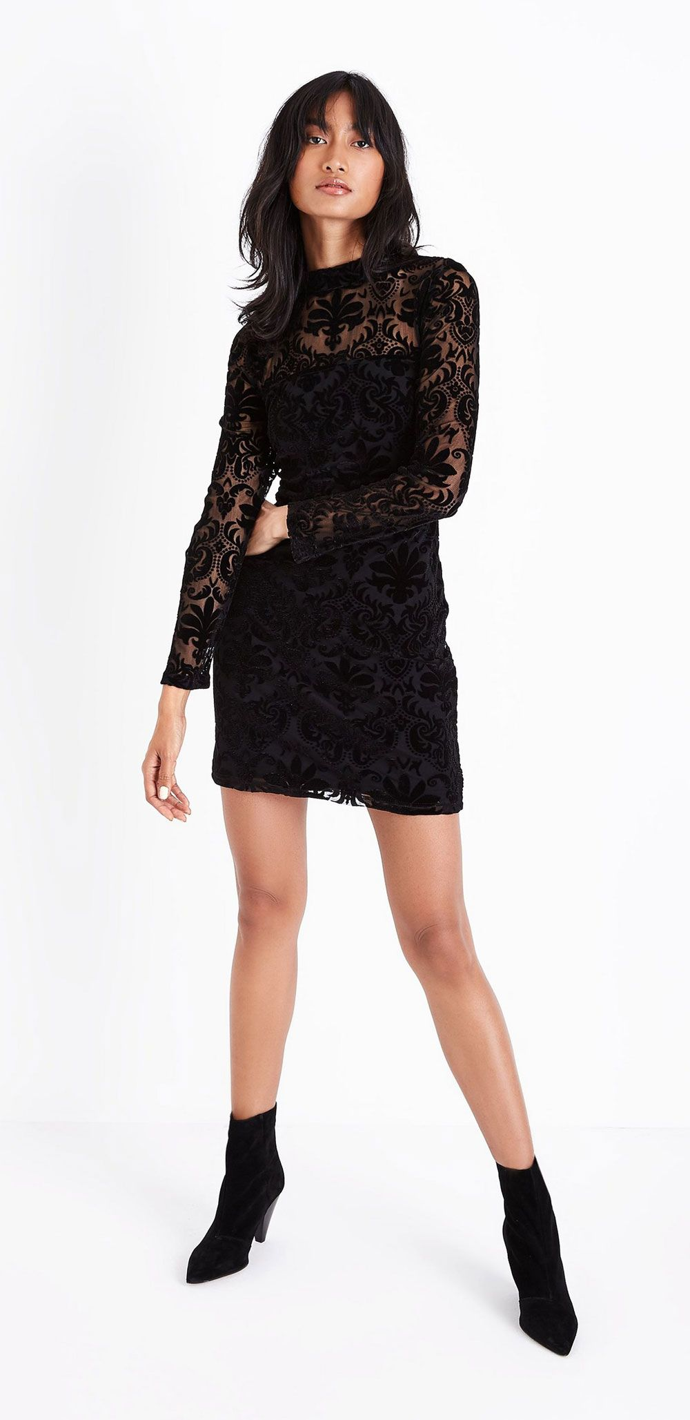 15 party dresses with sleeves