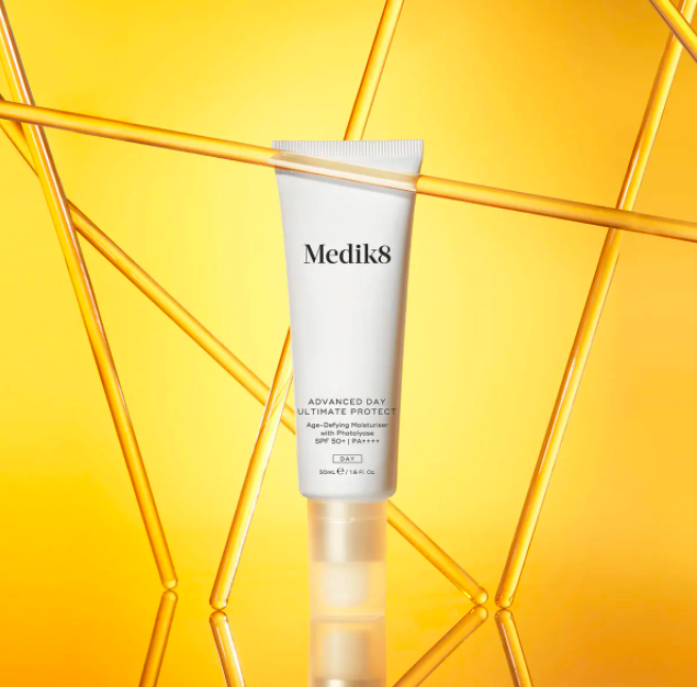 new medik8 advanced day ultimate protect spf50 review