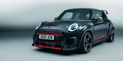 See Photos of the New Mini John Cooper Works GP