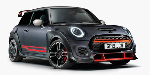 302-HP Mini John Cooper Works GP Is Powerful and Production-Ready