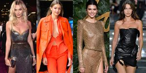 2018 最貴超模排名, Bella Hadid, Cara Delevingne, Forbes, Gigi Hadid, Karlie Kloss, Kendall Jenner, 富比士, 富比士排行榜, 最賺超模, 超模