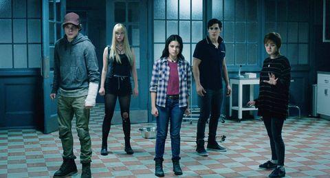 x戰警系列首部外傳《變種人》角色能力+劇情分析!5位變種少年打造「漫威恐怖片」比復仇者刺激