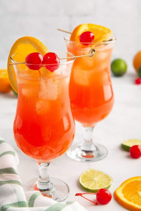 best mardi gras drinks hurricane
