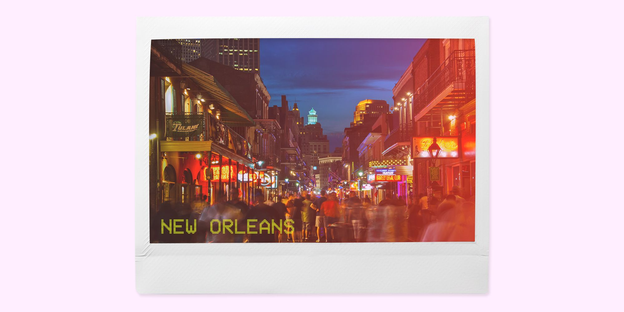 How To Plan Your New Orleans Bachelorette Party Nola Bachelorette