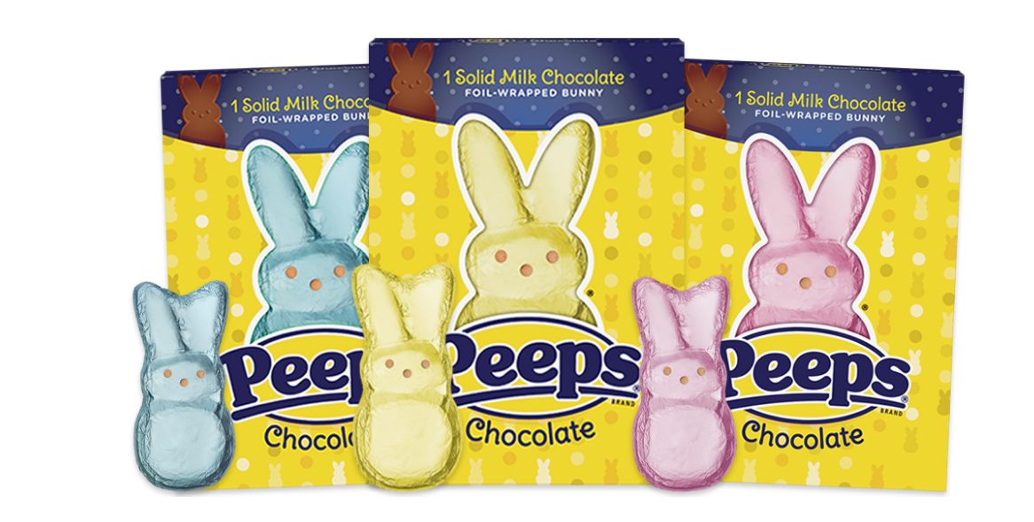 This Year's New Peeps Flavors Will Have You Hopping Over to the Grocery Store