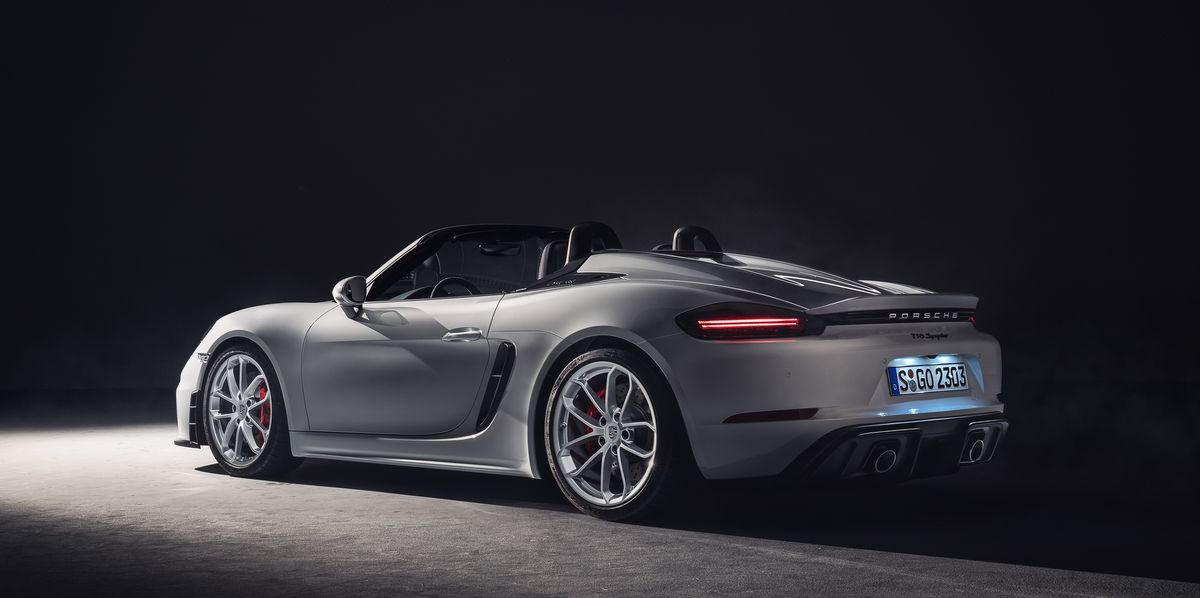Volvo Suv Used >> 2020 Porsche 718 Spyder – Six-Cylinder High-Performance Boxster