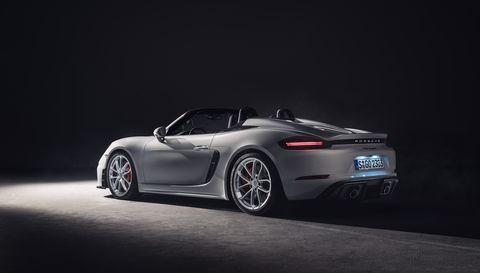 Master Cylinder Price >> 2020 Porsche 718 Spyder – Six-Cylinder High-Performance Boxster