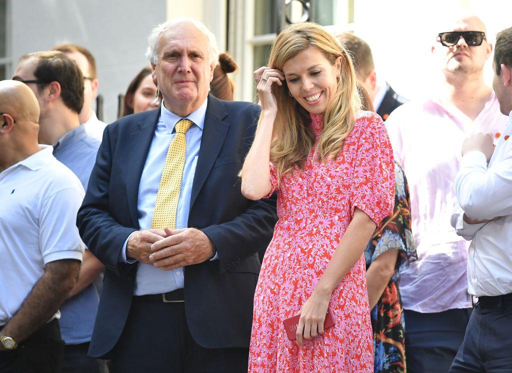 Carrie Symonds Who Is Boris Johnson S Girlfriend Carrie Symonds