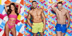 Check out the Love Island finalists' promo pics from 8 weeks ago