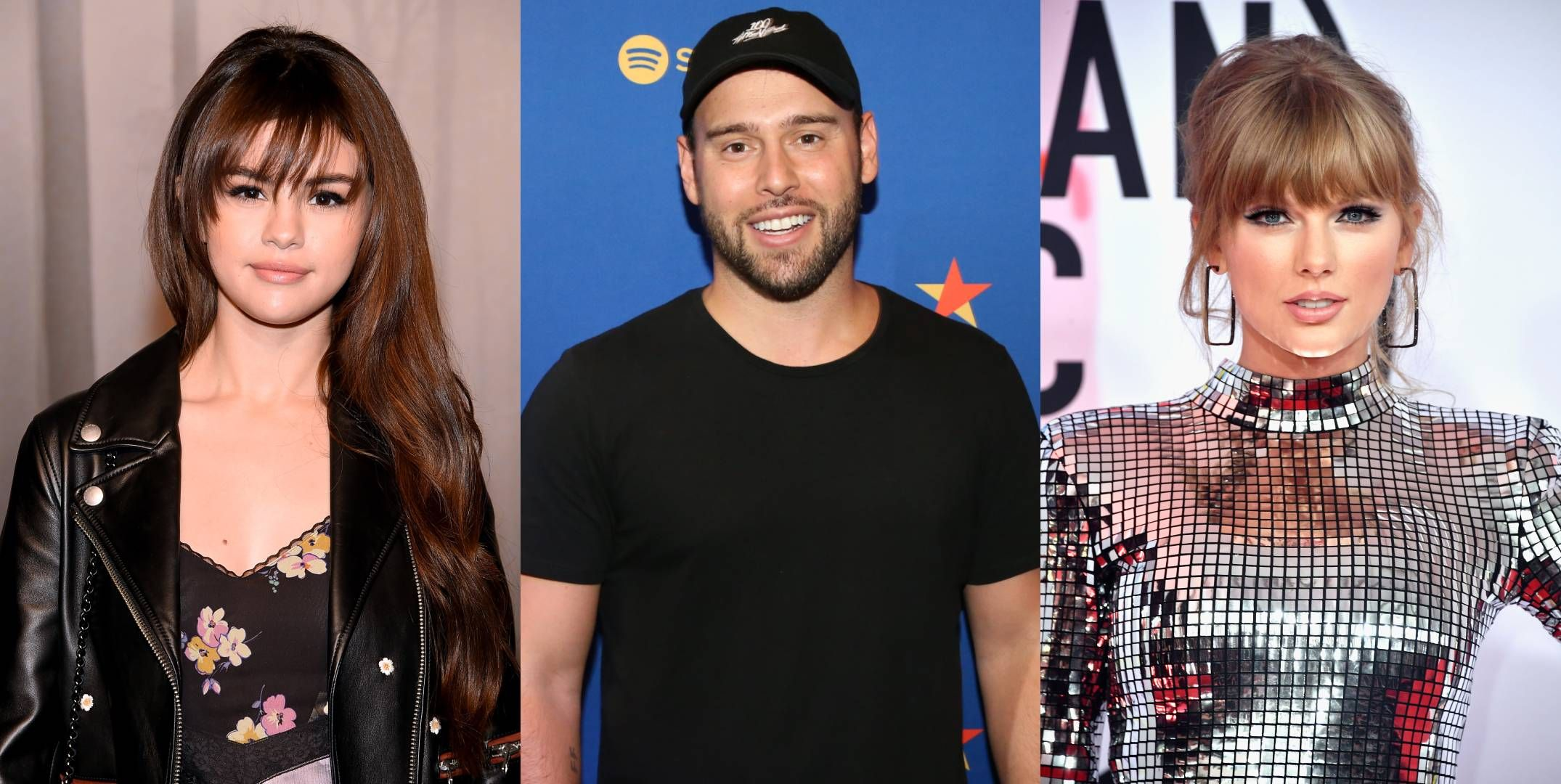 Selena Gomez Just Got Involved In Taylor Swift S Feud With Scooter Braun