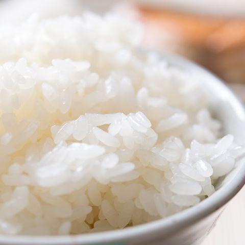 New rice.