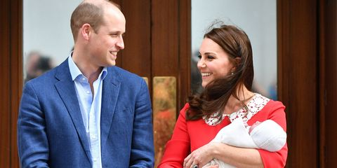 Royal baby number 3