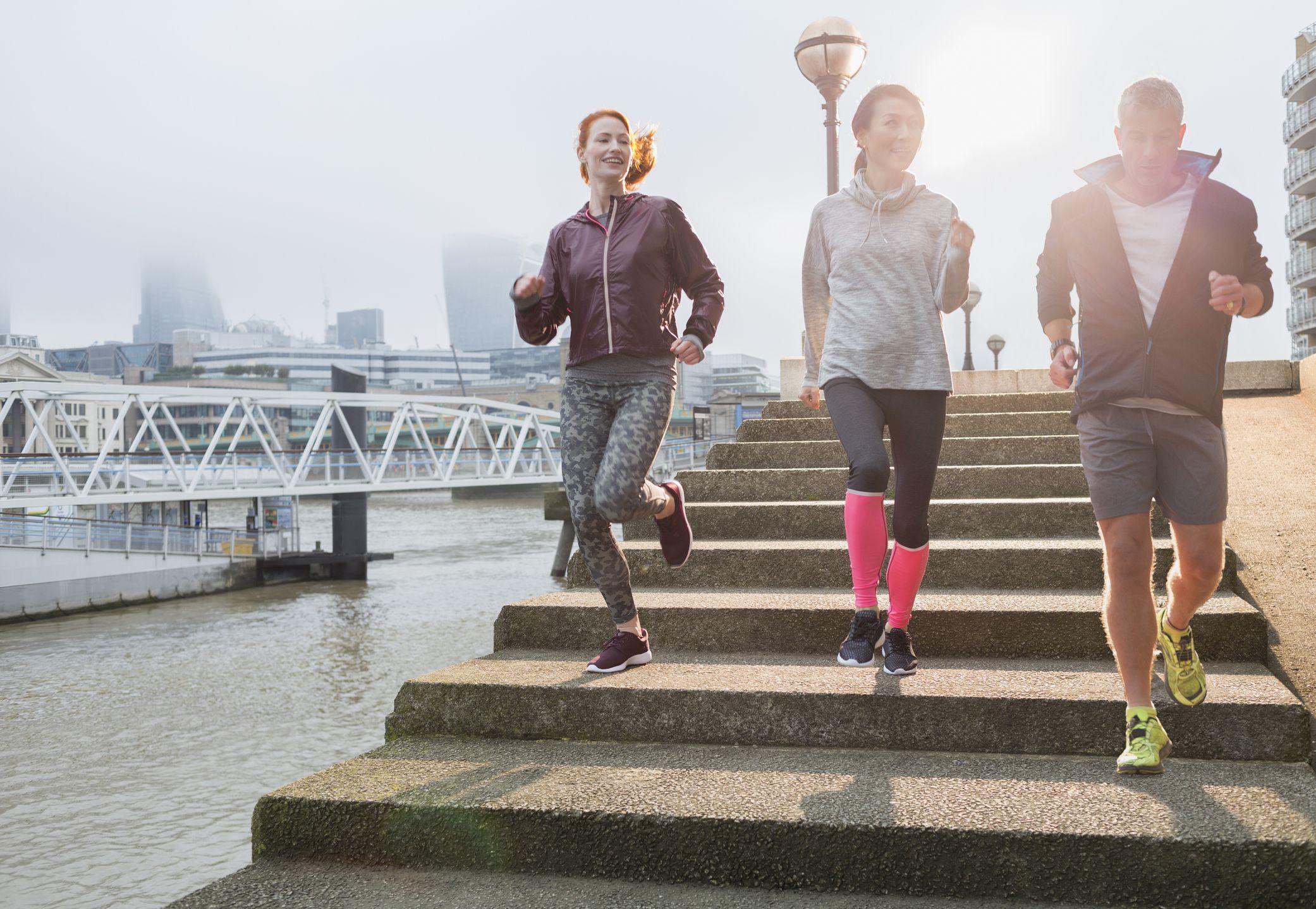 Running for beginners: 10-week plan