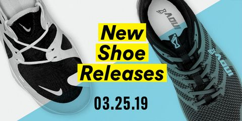 6ec0878a0fe0 Best New Sneakers April 2019