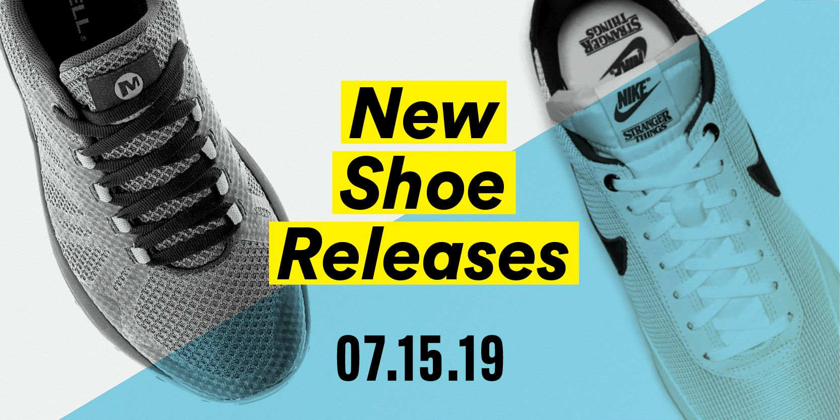 Best New Sneakers July 2019 Cool Sneakers Releases