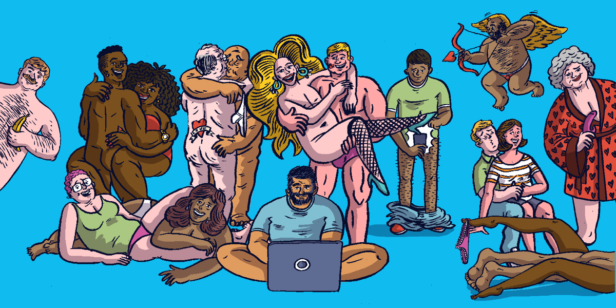 We Asked 1,500 Americans About Kinks, Orgasms, Threesomes, and More