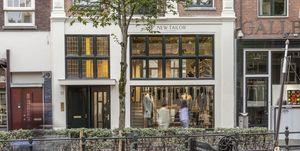 New Tailor Spiegelgracht Amsterdam