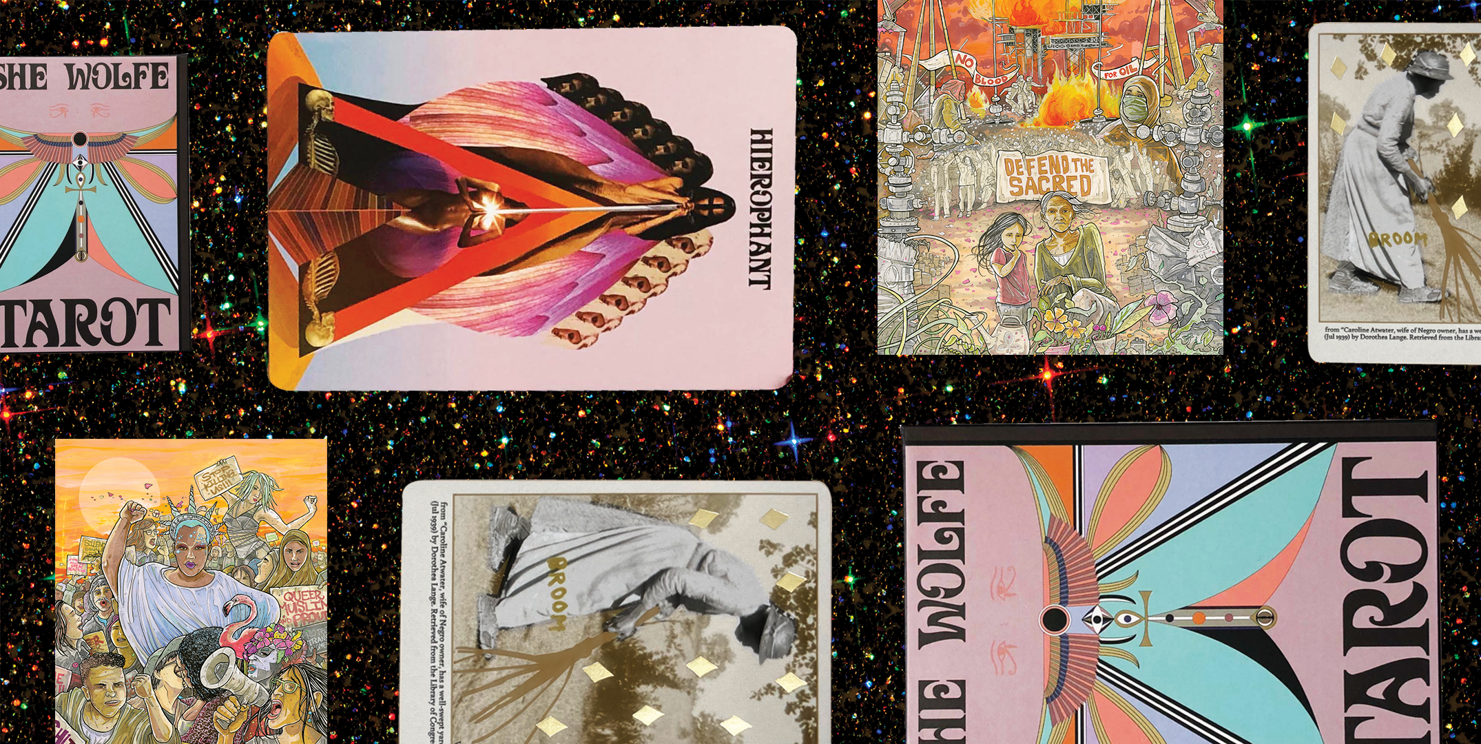 These Creators Are Changing What Tarot Looks Like