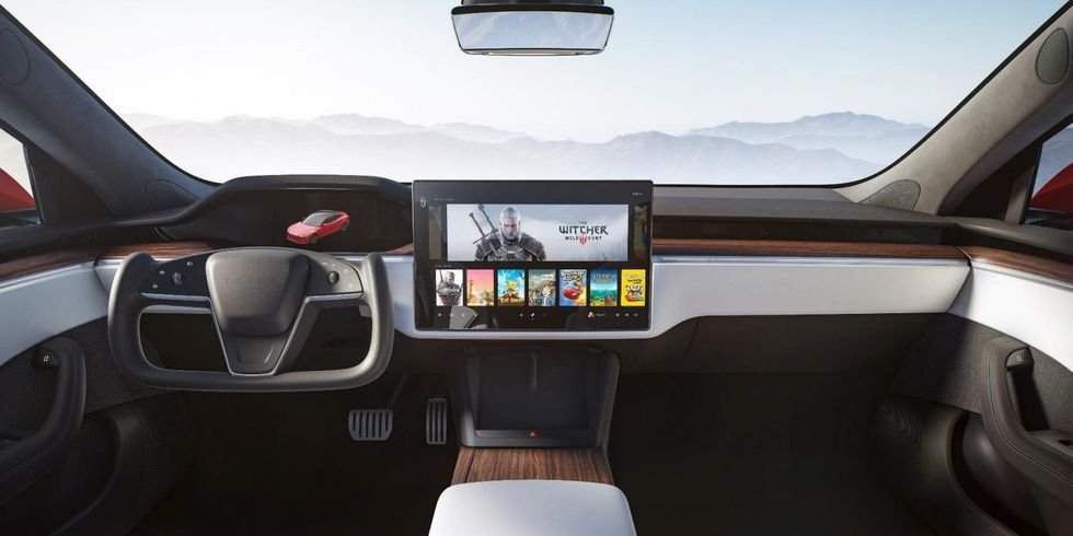 How 2021 Tesla Model S and Model X Will Shift Themselves into Gear
