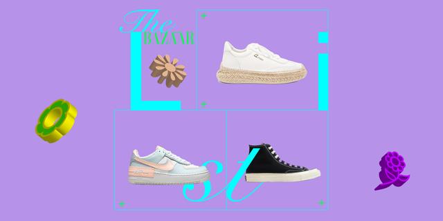 sneakers moda autunno inverno