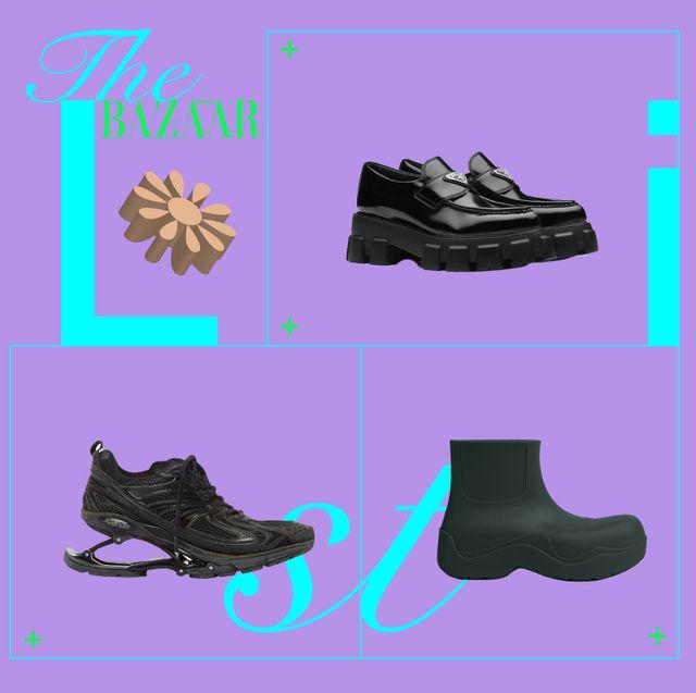scarpe nere autunno inverno 2021 2022