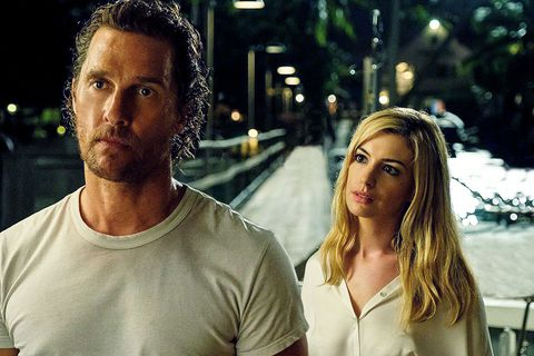 Anne Hathaway And Matthew McConaughey Are Reuniting In A Terrifying New Thriller