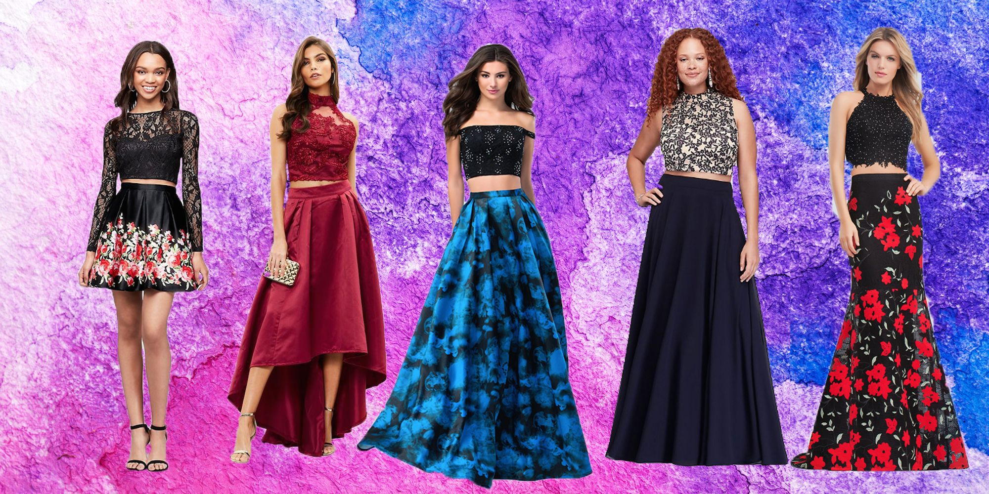 spring collection prom dresses 2018