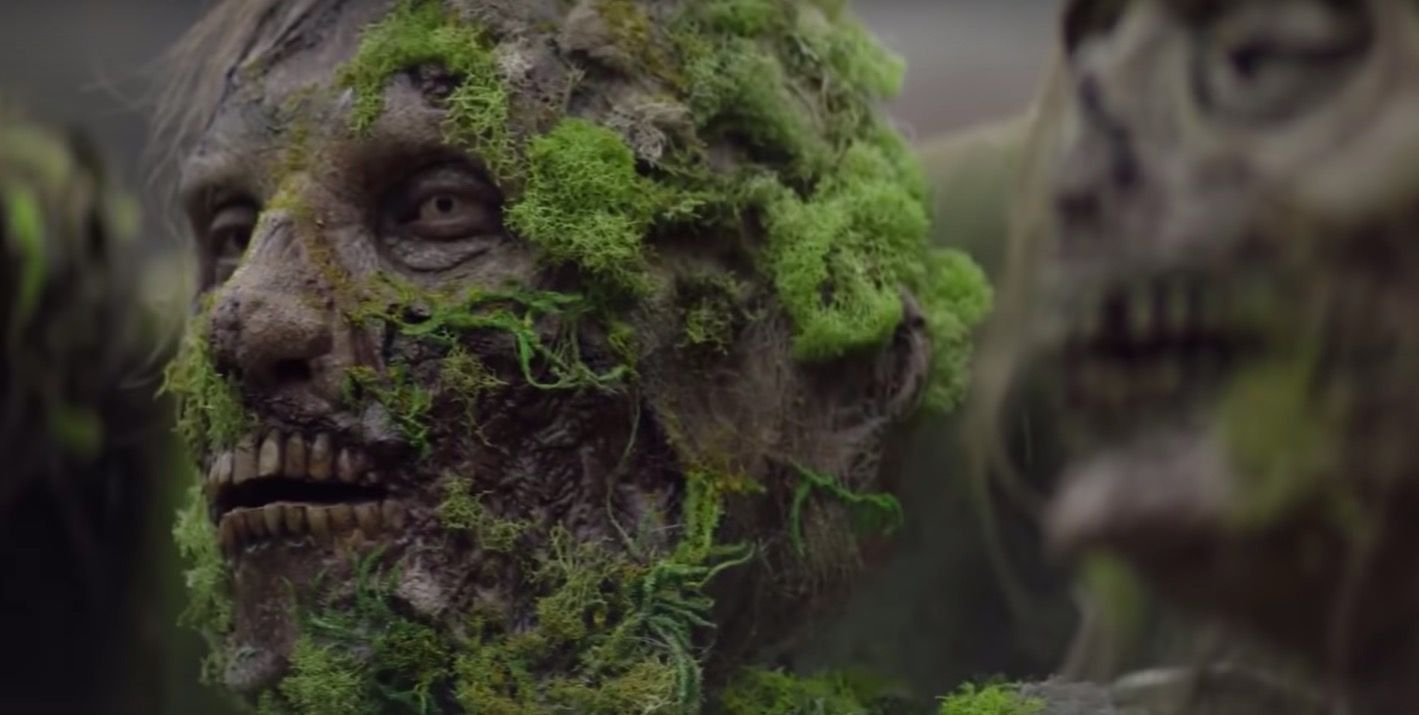 The Walking Dead has been getting zombies wrong this whole time