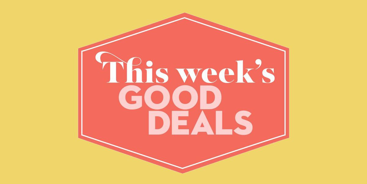 Deals of the week on GHI's high-scoring products
