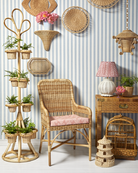 new wicker and rattan products