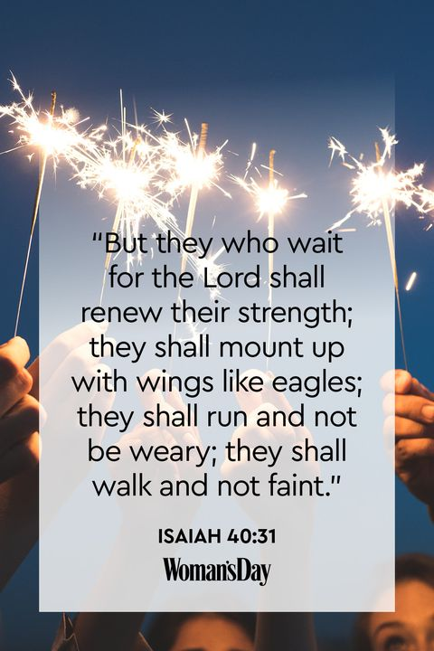 15 New Year Bible Verses For 2019 — Bible Verses For 2020
