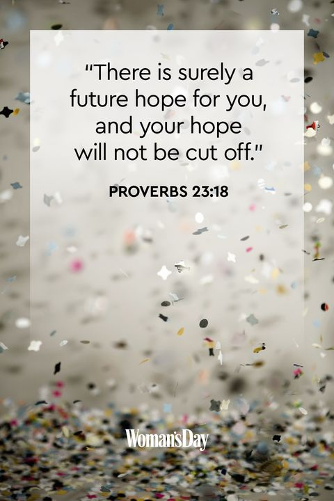 new-year-bible-verses Proverbs 23:18
