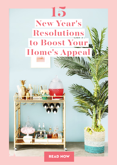 rethink your home the new year