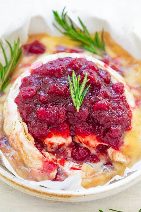new years eve appetizers baked brie