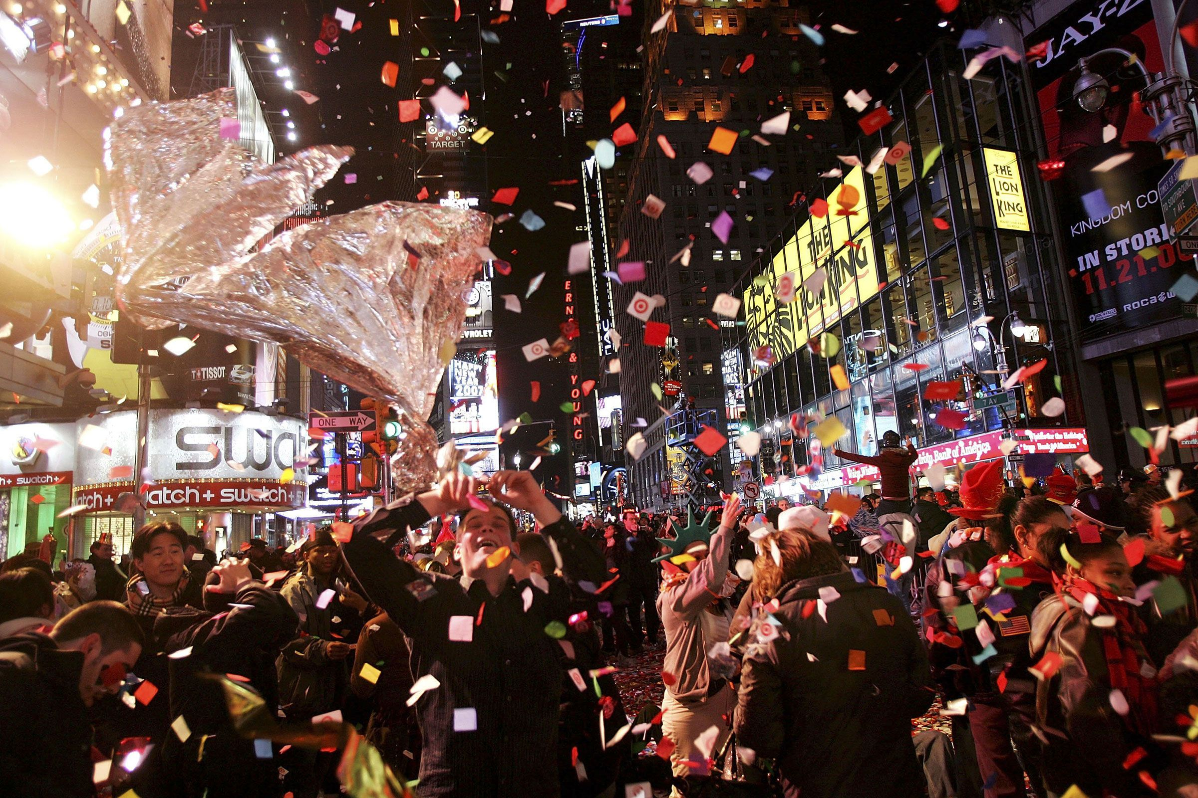 How to Watch the New Year's Eve Ball Drop: Live Stream, TV
