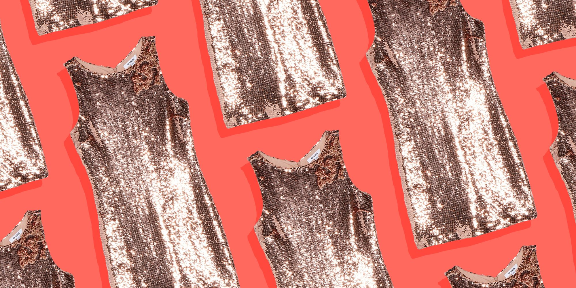 It's Not New Year's Eve Until You Have a Shiny New Party Dress