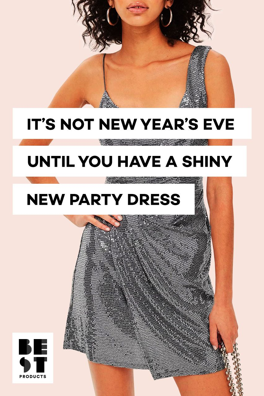 a4ec4400965b 16 Best New Year's Eve Dresses to Ring in 2019 - What to Wear on New Years  Eve