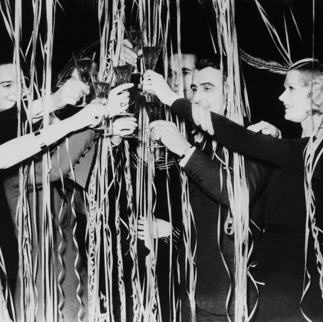 new year's eve party in france on december 31st 1937