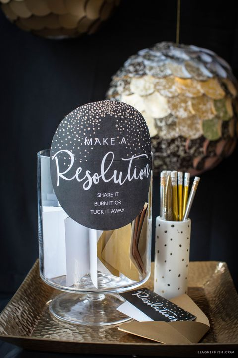 20 Best New Year's Eve Party Ideas - NYE Party Food, Fun & Decorations