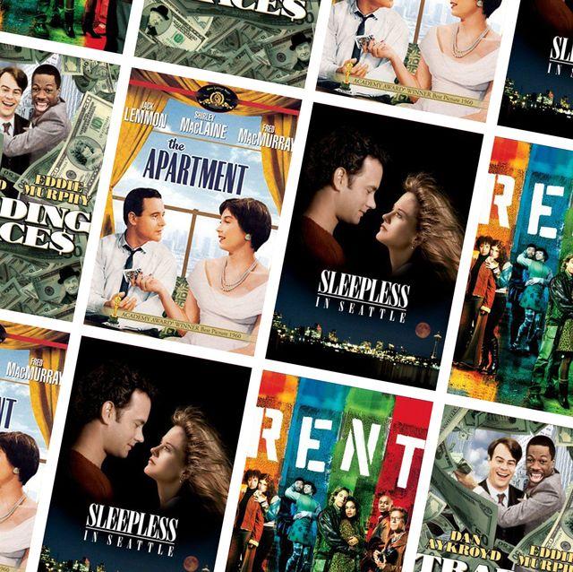 new years movies