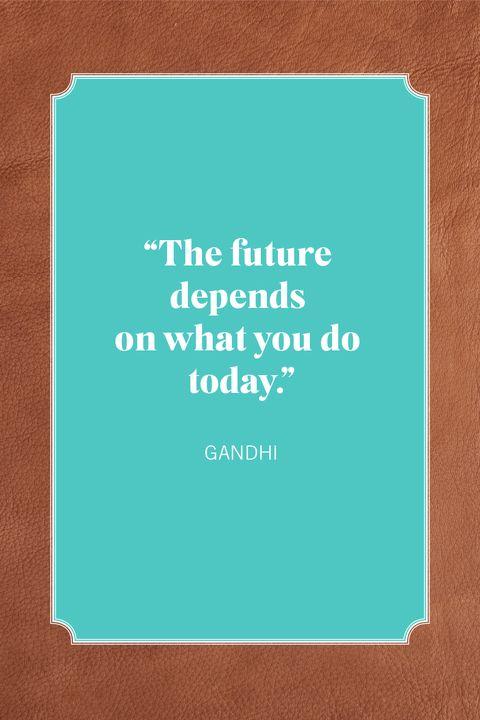 new years quotes gandhi